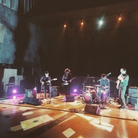 Residency Open Call for Musicians (Ongoing)