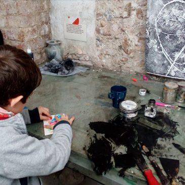 Visita de Escola Pau Vila de Esparraguera