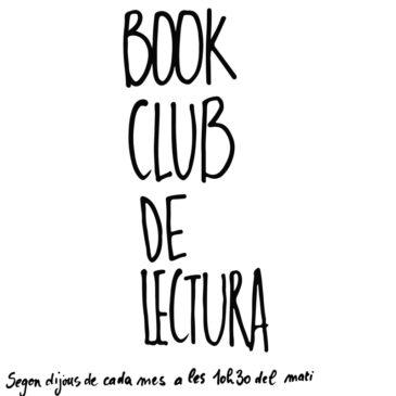 BOOK CLUB DE LECTURA